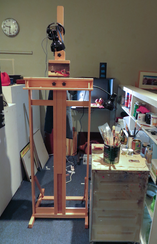 Blick Studio Medium Duty H Frame Easel Blick Studio Medium