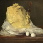 Antoine Vollon, Mound of Butter, 1875-85