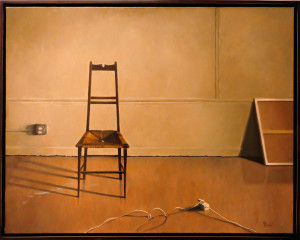 Sandra Power, Studio Chair #2